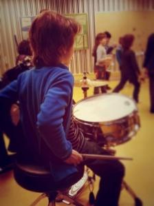 member1 on instrument