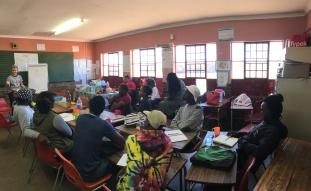 Setlabotjha BV 16th-19th oct 2017, Sofie facilitating disabilityawareness