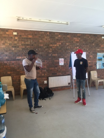 Free State teams trying out HIV / Aids activities
