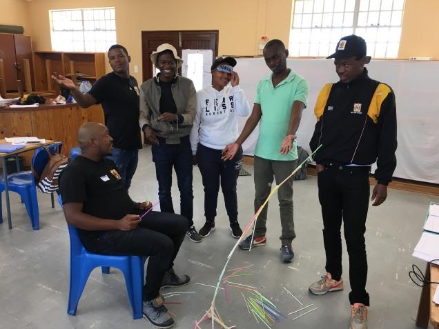 Stellenbosch team